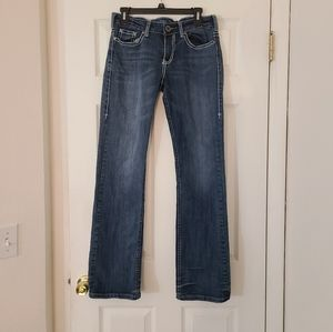 Cowgirl Tuff- Jeans